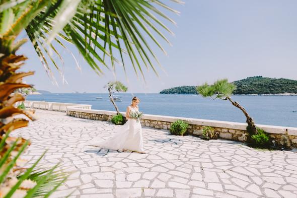 Свадьба в Хорватии - фото №1