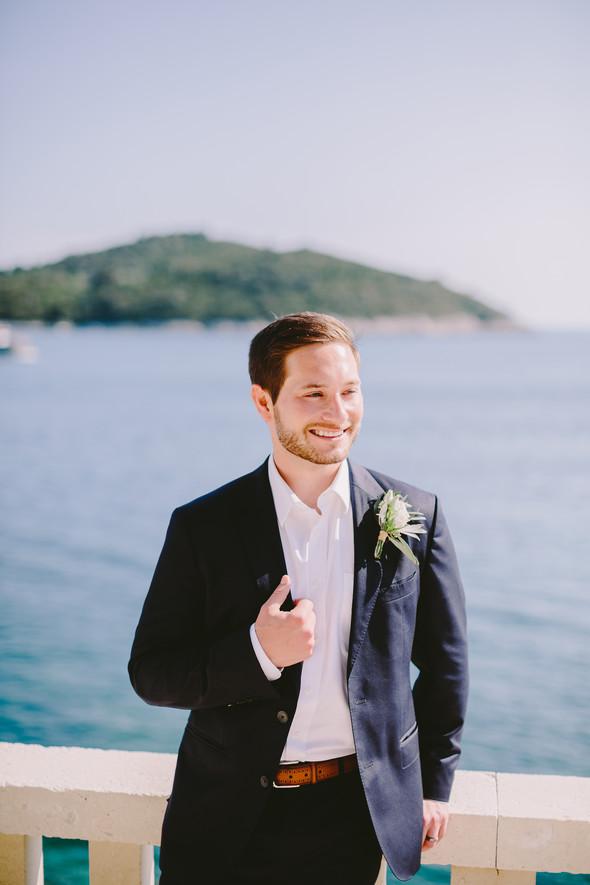 Свадьба в Хорватии - фото №11