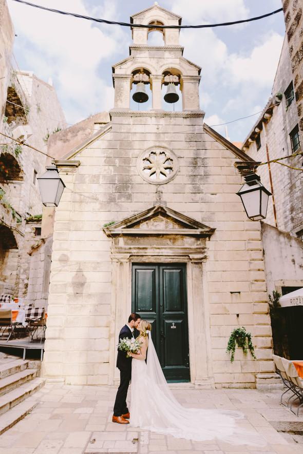 Свадьба в Хорватии - фото №27