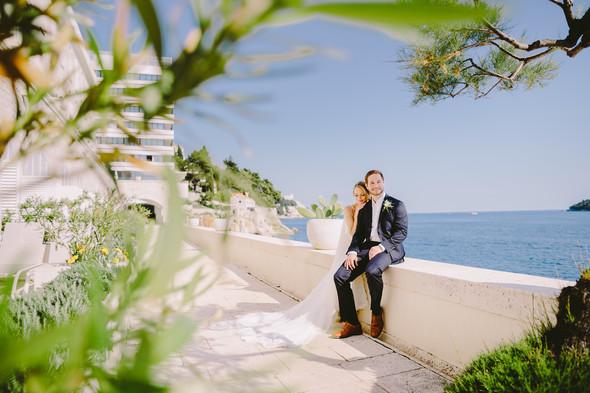 Свадьба в Хорватии - фото №12