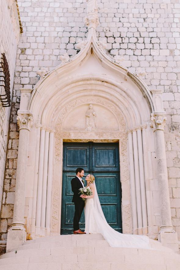 Свадьба в Хорватии - фото №17