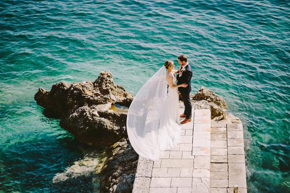 Свадьба в Хорватии - фото №7