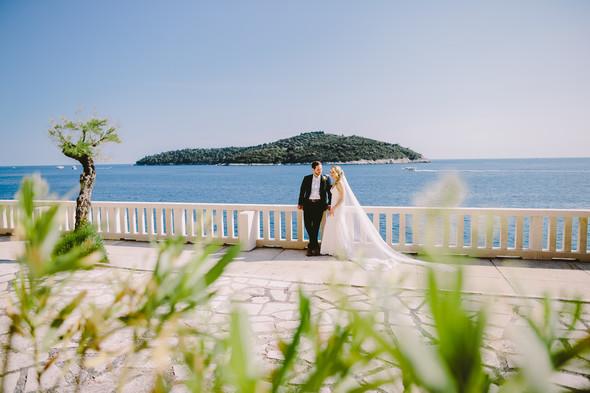 Свадьба в Хорватии - фото №10
