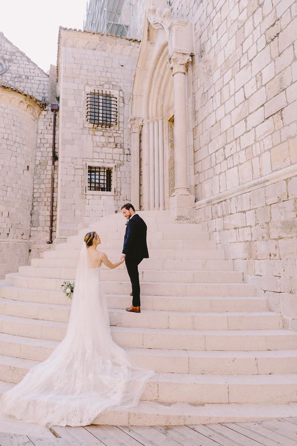 Свадьба в Хорватии - фото №16