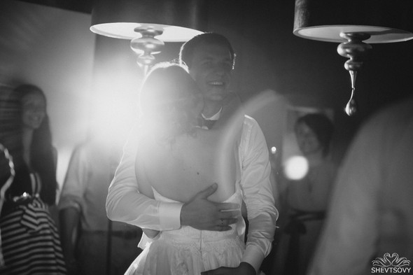 Свадебная история Маша + Олег  - фото №107