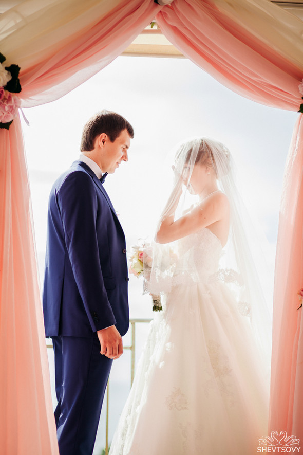 Свадебная история Маша + Олег  - фото №37