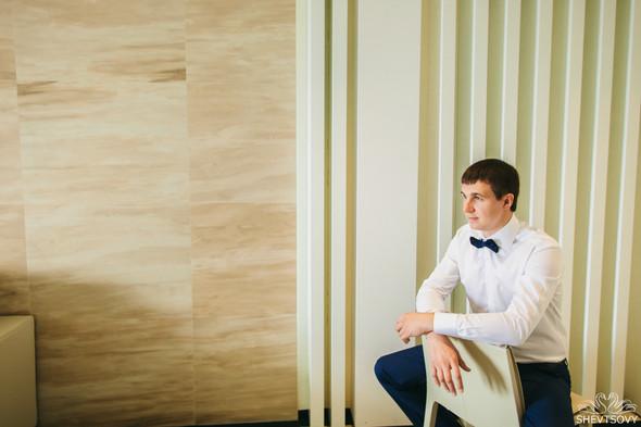 Свадебная история Маша + Олег  - фото №14