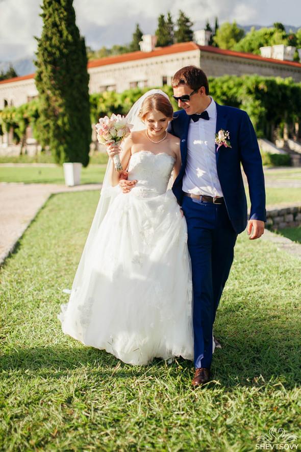 Свадебная история Маша + Олег  - фото №65
