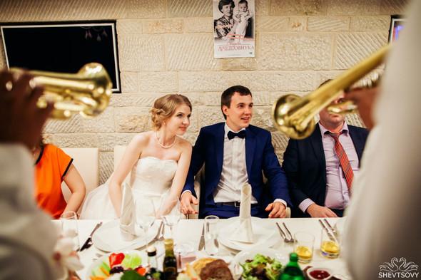Свадебная история Маша + Олег  - фото №84