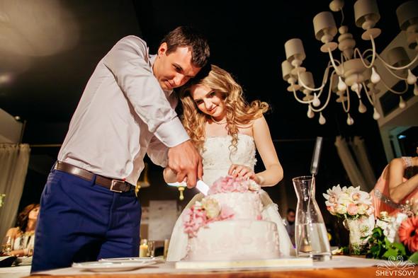 Свадебная история Маша + Олег  - фото №125