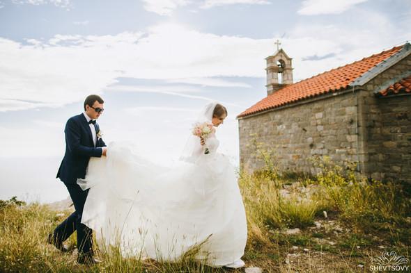Свадебная история Маша + Олег  - фото №58