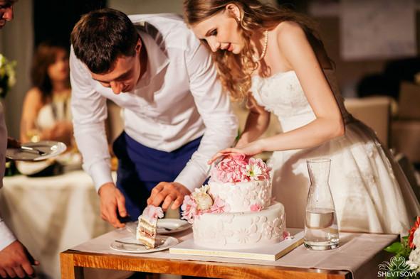 Свадебная история Маша + Олег  - фото №127