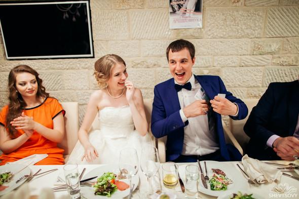 Свадебная история Маша + Олег  - фото №91