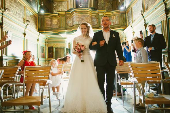 Свадебная история Грант+Ольга - фото №45