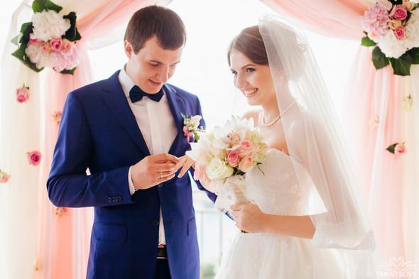 Свадебная история Маша + Олег  - фото №40