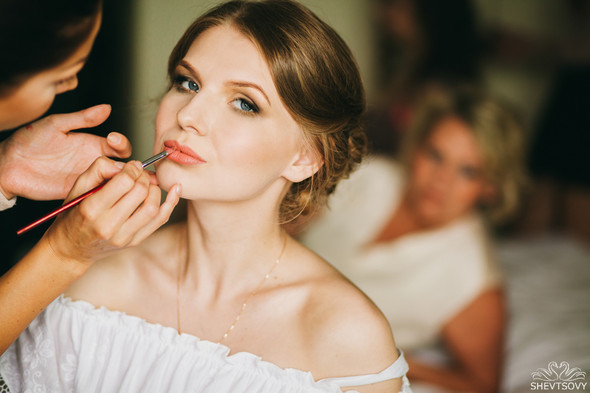 Свадебная история Маша + Олег  - фото №22