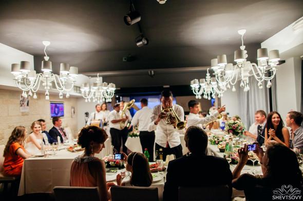 Свадебная история Маша + Олег  - фото №86