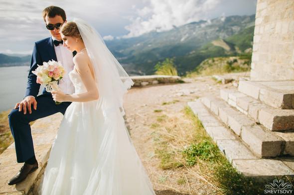Свадебная история Маша + Олег  - фото №56