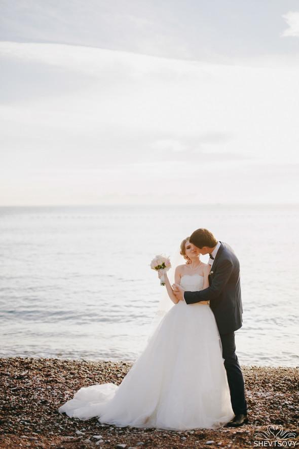 Свадебная история Маша + Олег  - фото №78