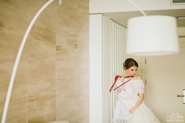 Свадебная история Маша + Олег  - фото №23