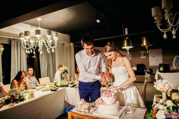 Свадебная история Маша + Олег  - фото №128