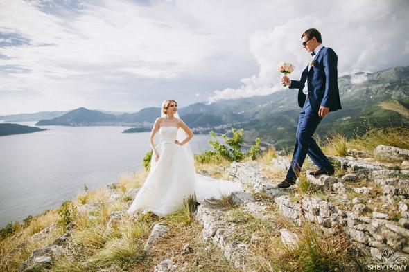 Свадебная история Маша + Олег  - фото №49