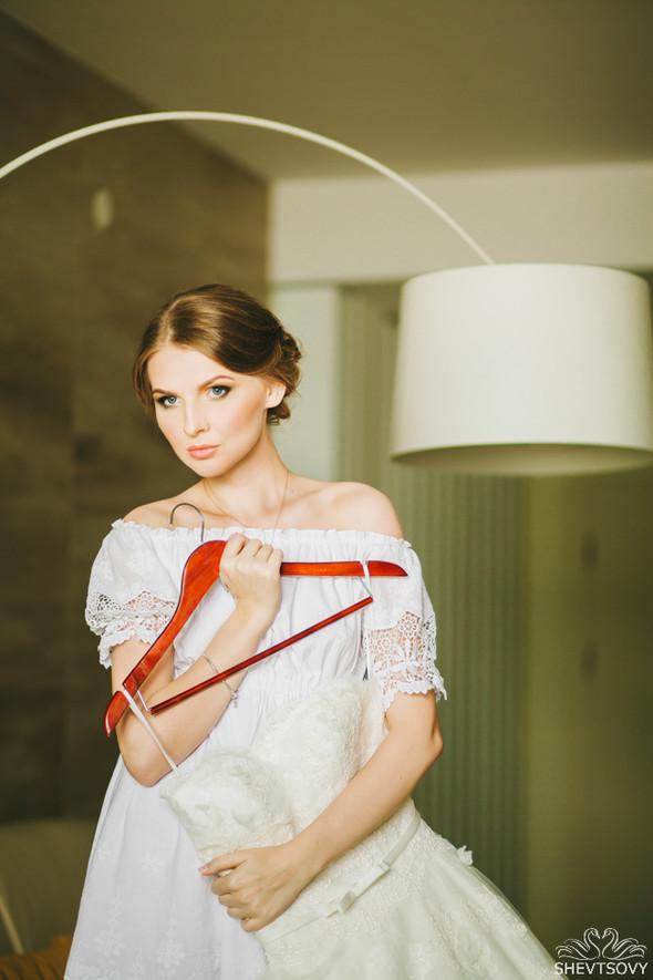 Свадебная история Маша + Олег  - фото №24