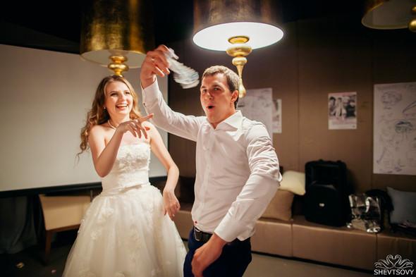 Свадебная история Маша + Олег  - фото №136