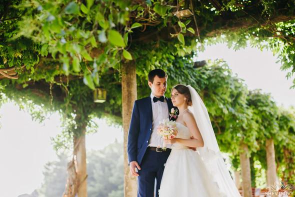 Свадебная история Маша + Олег  - фото №63