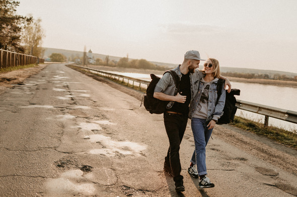 Катя и Леша (Love Story) - фото №2