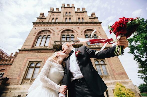 Просто клевая свадьба! - фото №32
