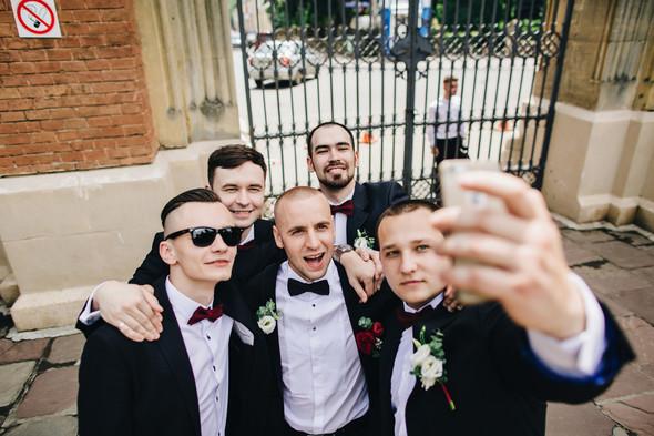 Просто клевая свадьба! - фото №24