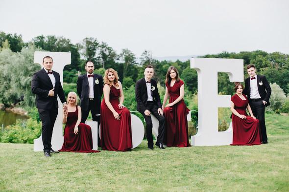 Просто клевая свадьба! - фото №56