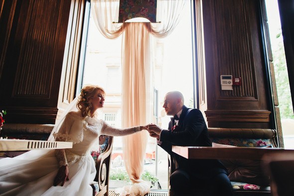 Просто клевая свадьба! - фото №46