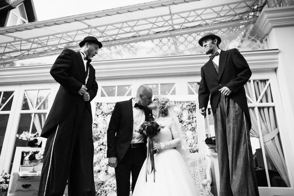 Просто клевая свадьба! - фото №58