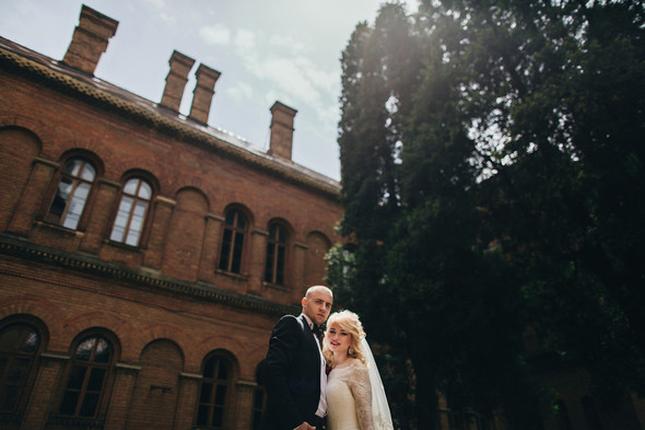 Просто клевая свадьба! - фото №30