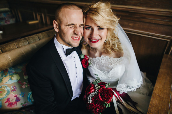 Просто клевая свадьба! - фото №37