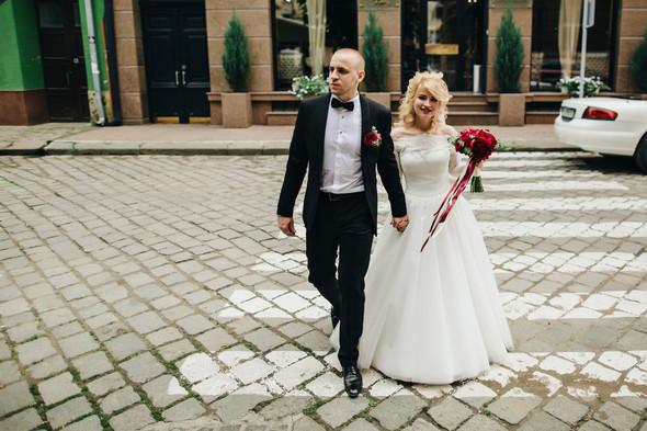 Просто клевая свадьба! - фото №48