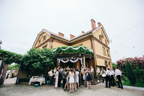 Просто клевая свадьба! - фото №19
