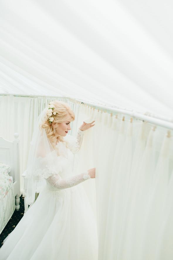 Просто клевая свадьба! - фото №9
