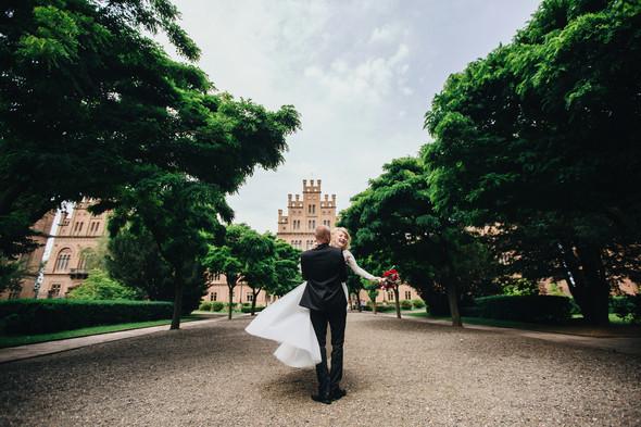 Просто клевая свадьба! - фото №26