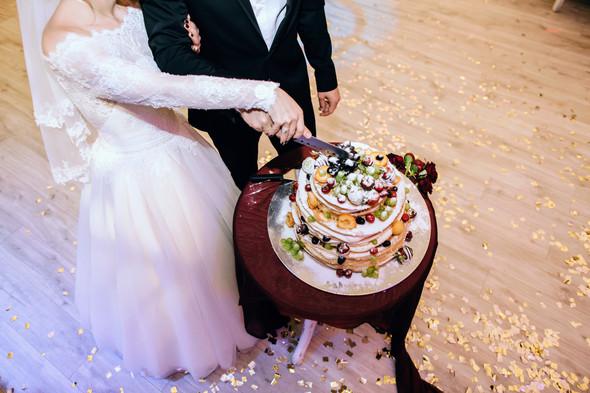 Просто клевая свадьба! - фото №63