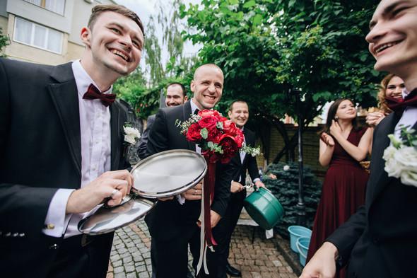 Просто клевая свадьба! - фото №18
