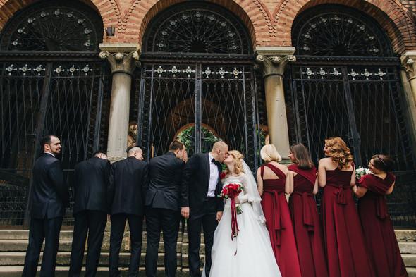 Просто клевая свадьба! - фото №28