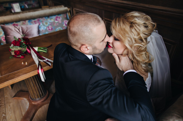 Просто клевая свадьба! - фото №39