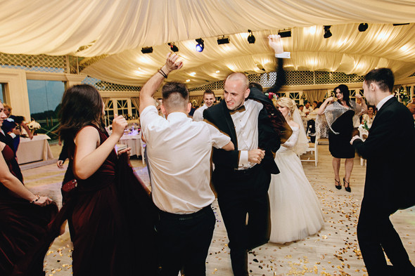 Просто клевая свадьба! - фото №64