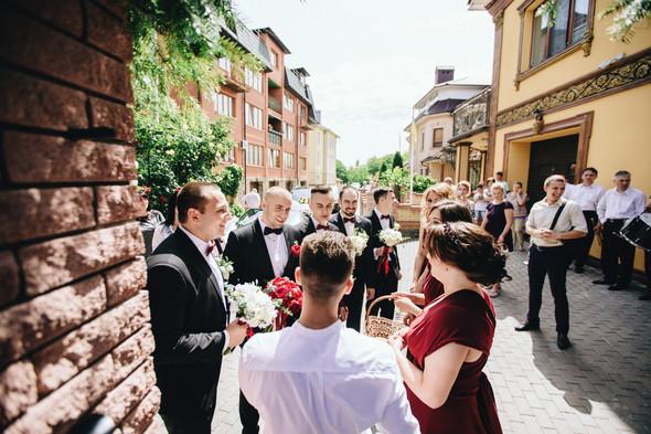 Просто клевая свадьба! - фото №17