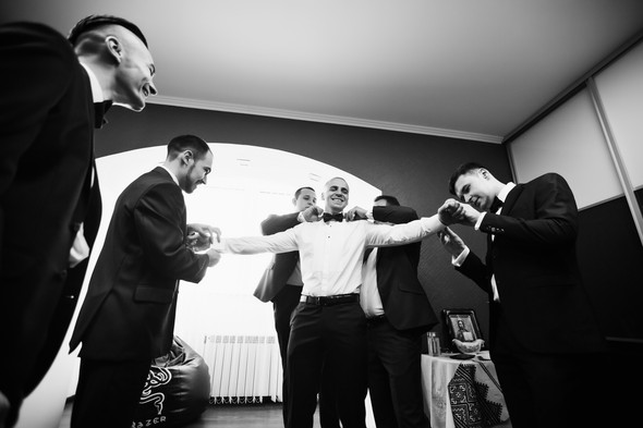 Просто клевая свадьба! - фото №10