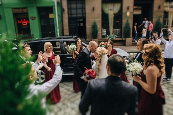 Просто клевая свадьба! - фото №49