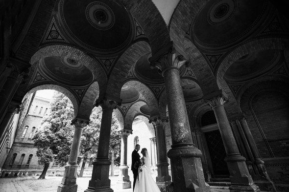 Просто клевая свадьба! - фото №29